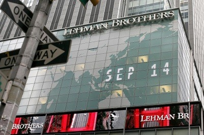 10 años de la quiebra de Lehman Brothers