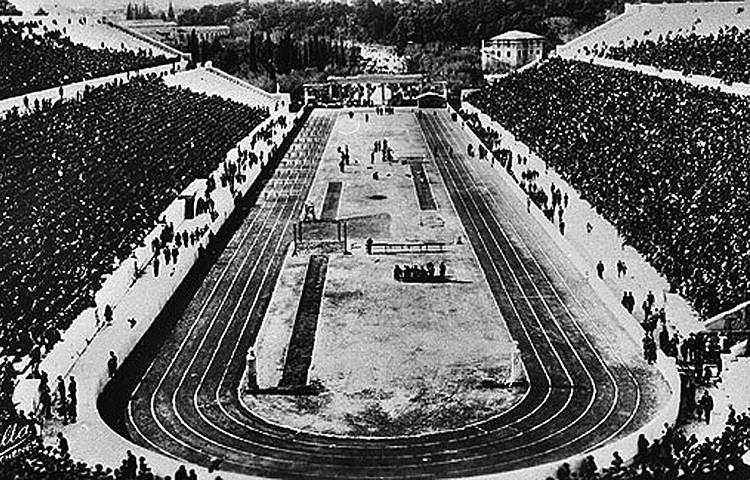 Atenas 1896 los primeros Juegos Olimpicos modernos