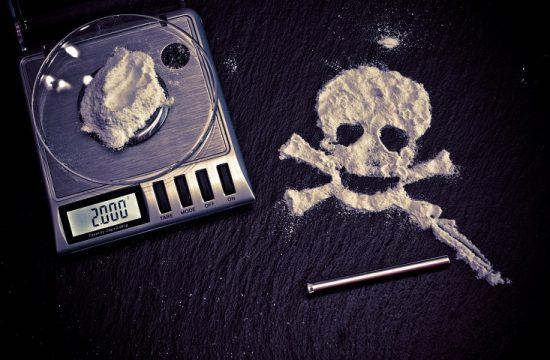 Espana, sigue siendo el pais de Europa donde mas cocaina se consume