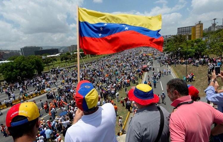 Exodo venezolano