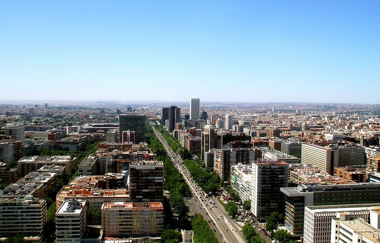 Imagen de Madrid - Pixabay