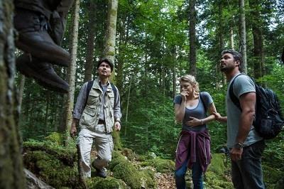 Imagen promocional de la pelicula The Forest