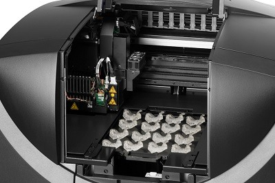Impresoras 3d dentales