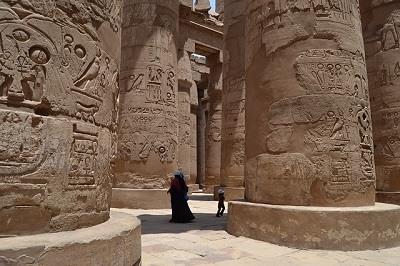 Karnac, Luxor