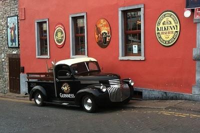 La cerveza de Kilkenny