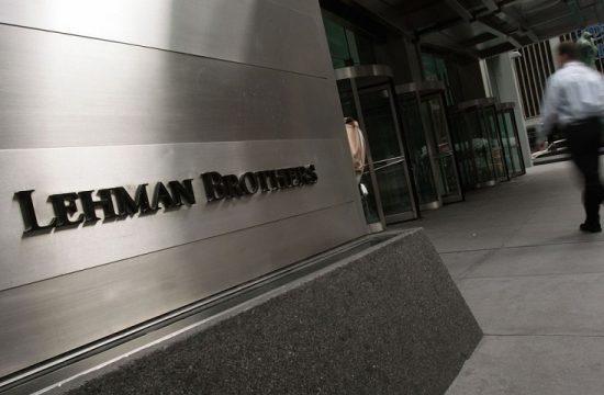 La quiebra de Lehman Brothers