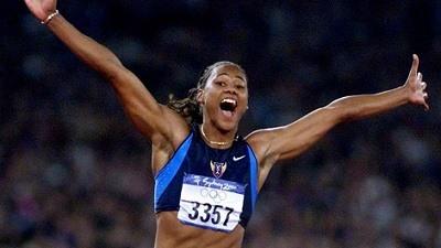 Marion Jones doping