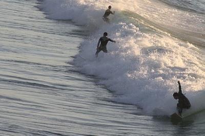 Surf en Biarritz