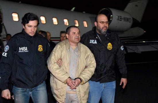 Comienza el juicio al Chapo Guzman