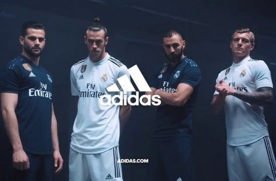 Contrato Adidas Real Madrid
