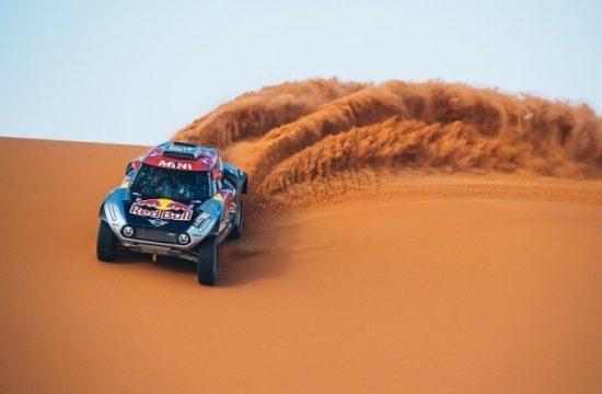 El Rally Dakar 2019, solo en Peru y solo 10 etapas