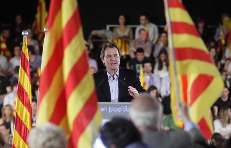 El Tribunal de Cuentas condena a Artur Mas a devolver 4,9 millones de euros por el 9-N