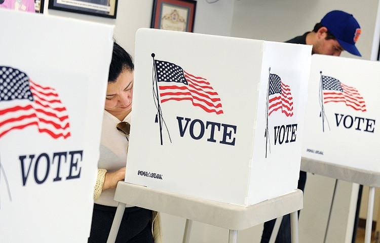 Elecciones legislativas en Estados Unidos