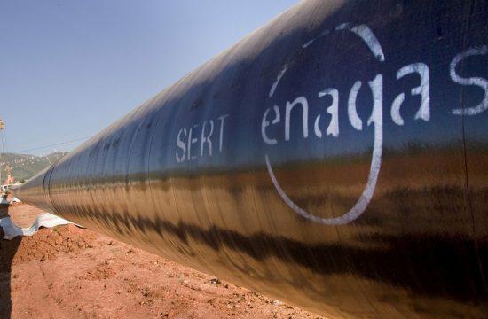 Gasoducto Enagas