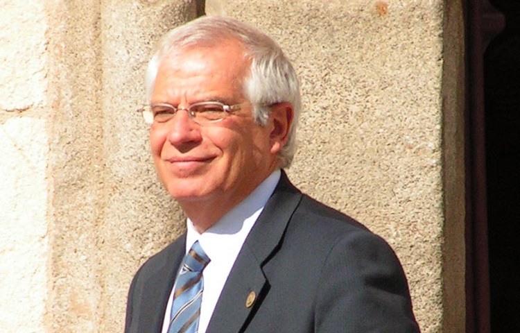 Multa a Josep Borrel por Abengoa
