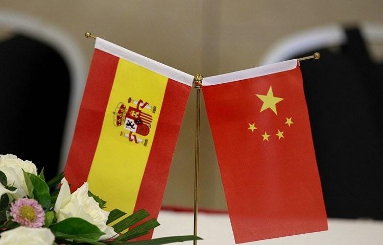 Relaciones comerciales entre Espana y China