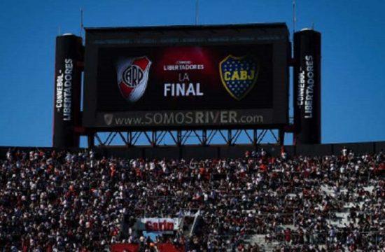 Se pospone nuevamente la final de la Copa Libertadores