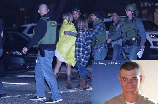 Tiroteo en California deja 12 muertos