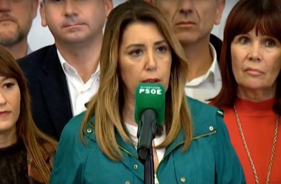 Amarga victoria de Susana Diaz