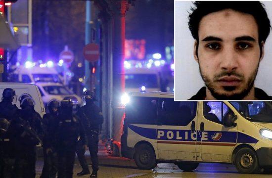 Cherif Chekatt es abatido por la policia francesa