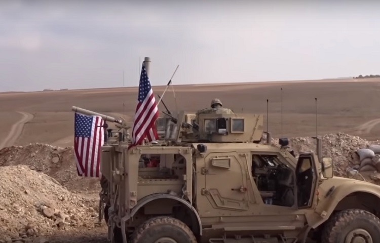 Estados Unidos prepara la retirada de tropas de Siria
