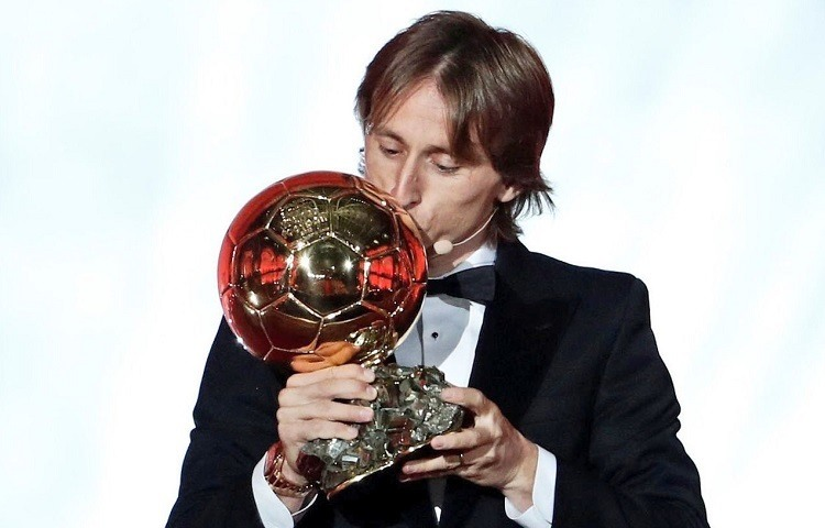 Luka Modric gana el Balon de Oro