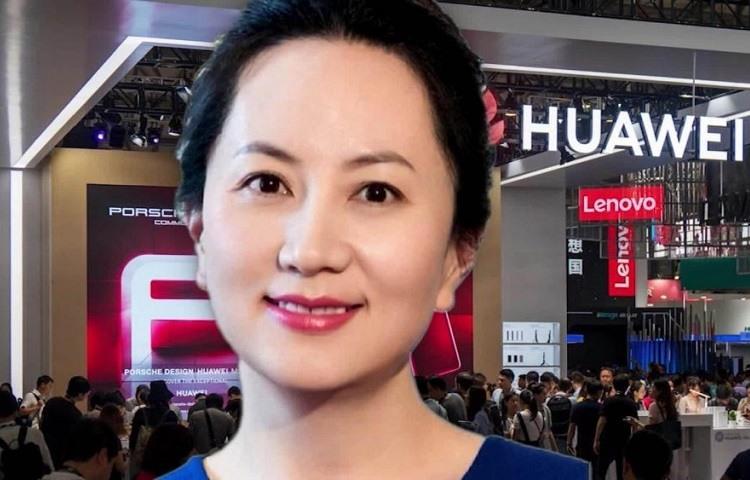 Meng Wanzhou de Huawei