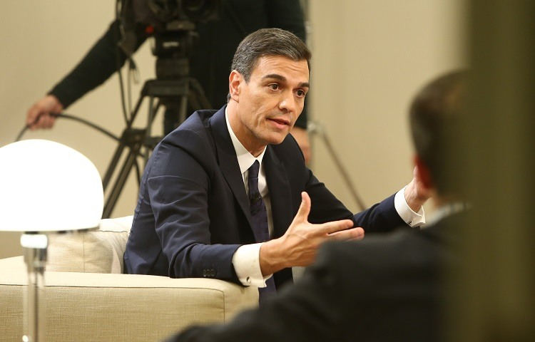 Sanchez presentara los presupuestos en enero