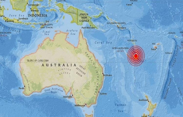 Terremoto de Nueva Caledonia