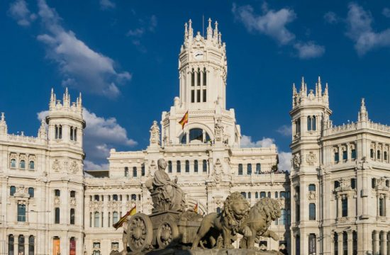 Viajar en autobus de Salamanca a Madrid