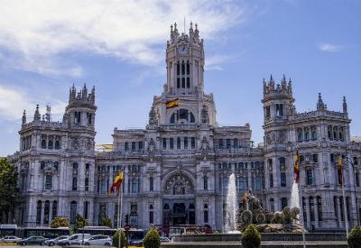 Viaje en autobus de Salamanca a Madrid