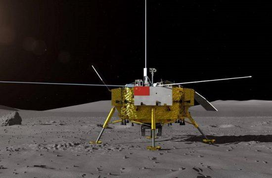 China aluniza en la cara oculta de la Luna