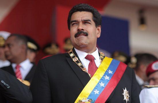 Maduro tiene el apoyo de los militares