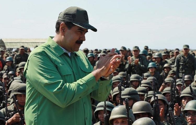 Nicolas Maduro dice que esta listo para conversar con la oposicion