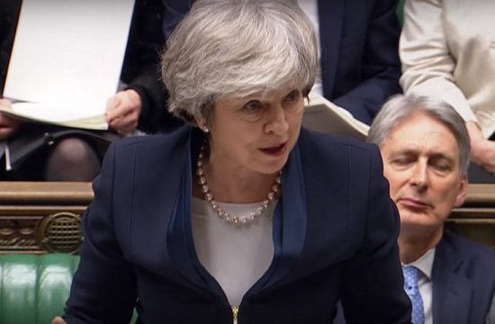 Theresa May pierde la votacion sobre su acuerdo del Brexit