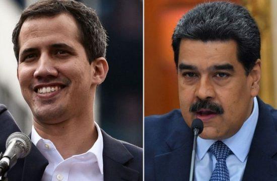 Guaido Maduro