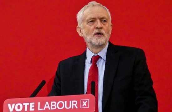 Jeremy Corbyn respalda un el voto para un nuevo referendum
