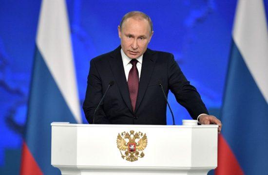 Vladimir Putin amenza con apuntar misiles a Estados Unidos