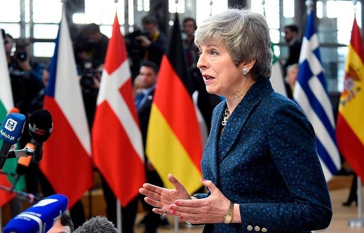 La UE acuerda una prorroga del Brexit hasta el 22 de mayo