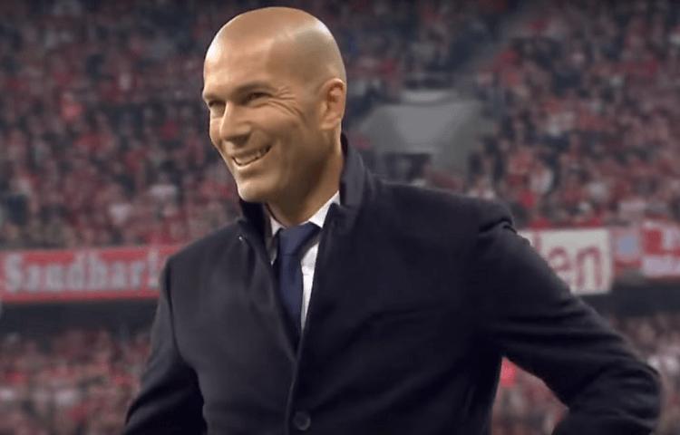 El Real Madrid confirma el regreso de Zinedine Zidane