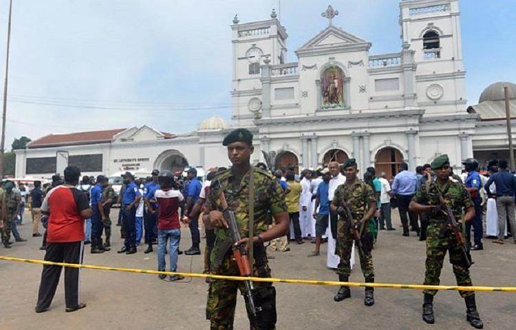 Sri Lanka atentados