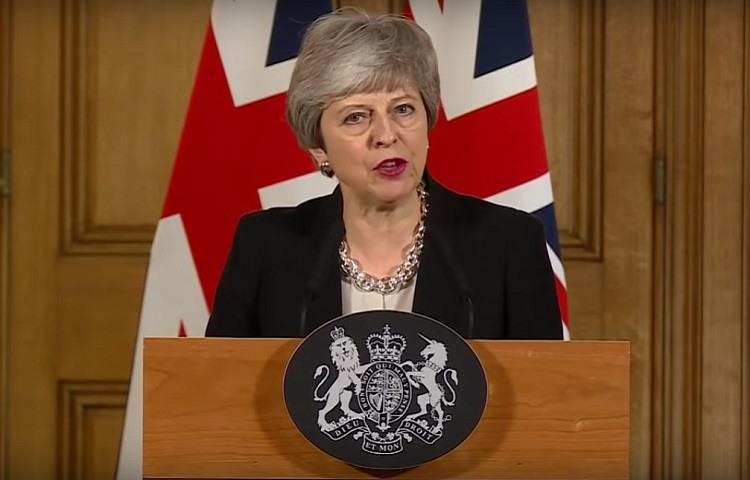 Theresa May solicita a la UE un nuevo aplazamiento