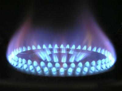 Distribución de gas propano