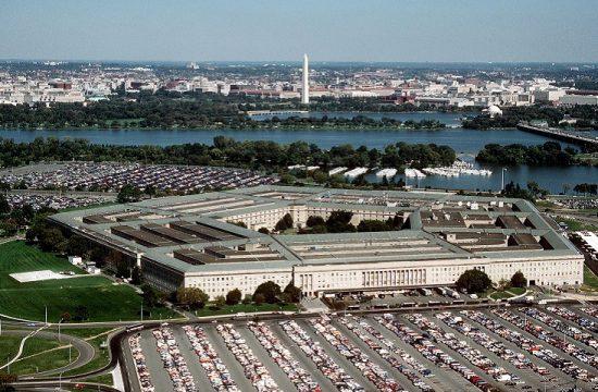 El Pentagono planea establecer escoltas navales