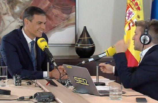 Pedro Sanchez Cadena SER