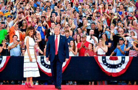 Trump 4 de julio 2019