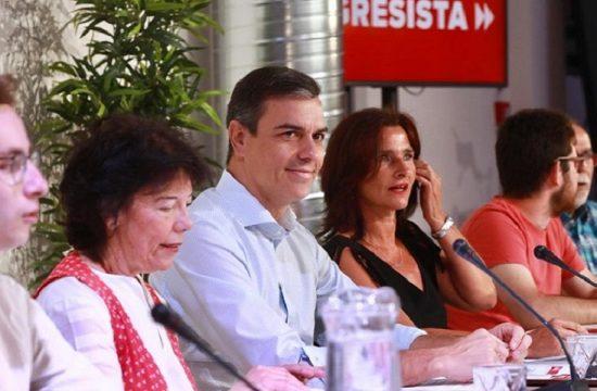 Sanchez Reunion Colectivos Sociales