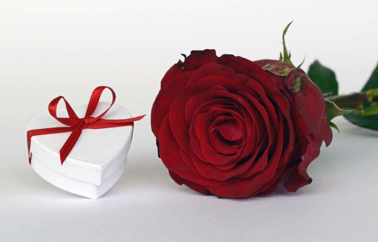 sorprender a tu novia en San Valentin