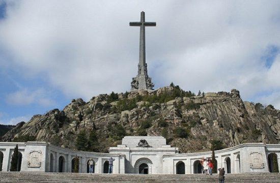 Exhumacion de Franco