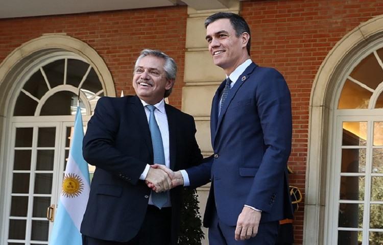 relaciones bilaterales entre Espana y Argentina